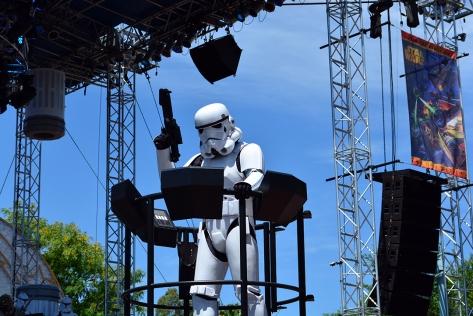 Star Wars Weekends Celebrity Motorcade Feel the Force Premium Package (86)