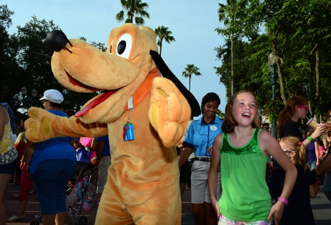 Pluto Rock your summer side dance party at Hollywood Studios June 2014