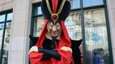 Disney's Hollywood Studios Character Palooza Jafar