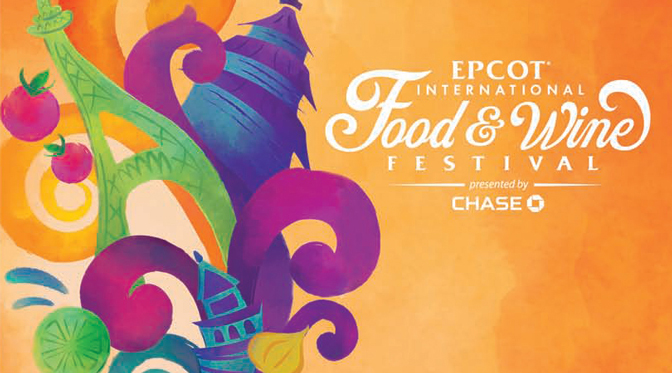 Epcot Food and Wine Festival Menus