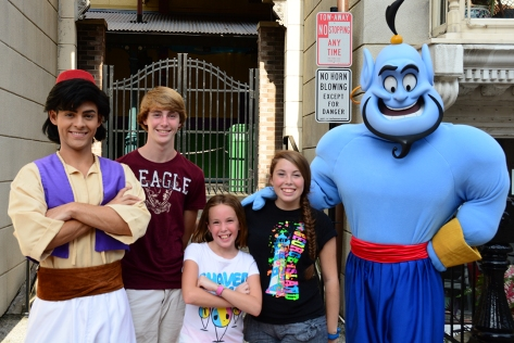 Character Palooza at Hollywood Studios August 2014 (2)