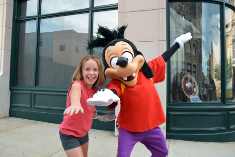 Character Palooza at Hollywood Studios August 2014 Max