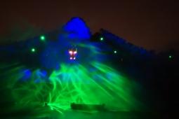 Fantasmic at Hollywood Studios in Disney World (12)