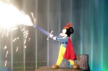 Fantasmic at Hollywood Studios in Disney World (16)