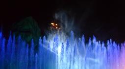 Fantasmic at Hollywood Studios in Walt Disney World August 2014 (13)