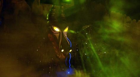 Fantasmic at Hollywood Studios in Walt Disney World August 2014 (16)