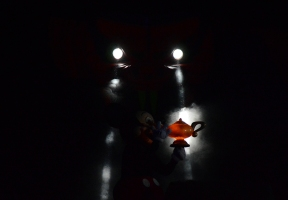 Fantasmic at Hollywood Studios in Walt Disney World August 2014 (21)