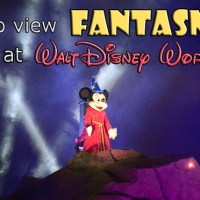 How to view Fantasmic at Hollywood Studios in Walt Disney World