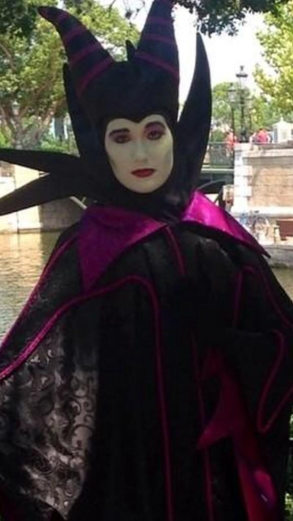 Maleficent Has A New Updated Look For Meet And Greet Page