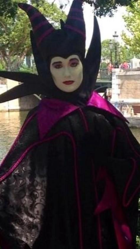 maleficent new look Disney World