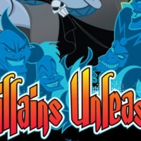 Villains Unleashed character meet and greets, entertainment, merchandise and details.
