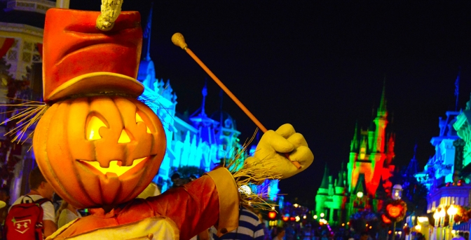 Mickey's Not So Scary Halloween Party Historic Reviews