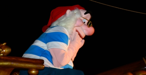 Mickey's Not So Scary Halloween Party 2014 Boo to You Halloween Parade Mr Smee