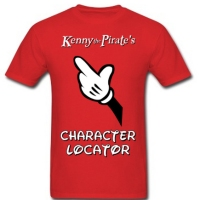 Order your KennythePirate's Character Locator swag