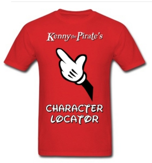 KennyThePirate Tshirt