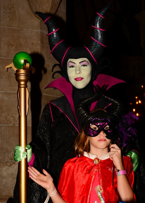 Villains Sinister Soiree at Mickey's Not So Scary Halloween Party September 2014 (49)